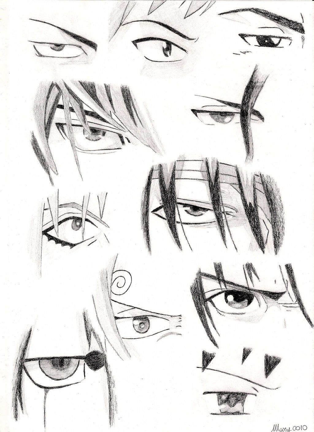 Anime Eyes Realistic Google Search Anime Eyes How To Draw Anime Eyes Eye Drawing