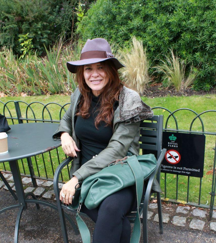 Parque em Londres!