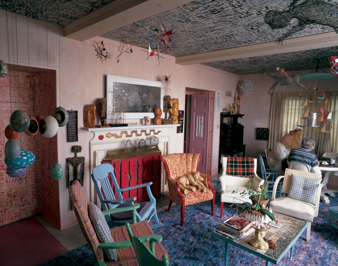 Saving The Art And Home Of Mary Nohl Whose Neighbors Called Her A Witch
