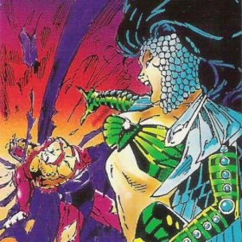 Zaladane Comics Marvel Women Marvel