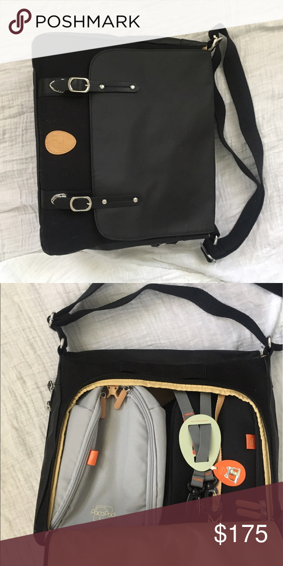 Pacapod Prescott Diaper Bag Nwt Amazing Designer Look Up Online To Get All Details Never Used Bags Baby