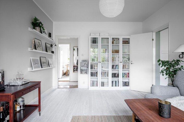 Lundin Fastighetsbyrå - 2:a Gamlestaden  -  Fräsch och stilren tvåa med närhet till stadens puls
