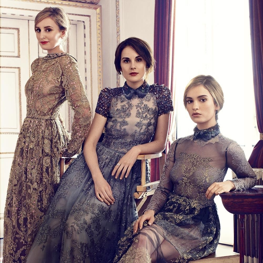 Fashion Downton Abbey