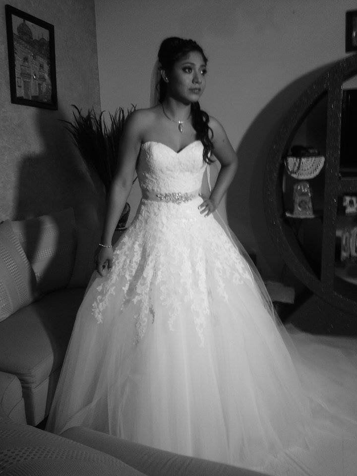 Nuevo vestido publicado! essence un sueño de mod. Emily ivory/10 Q ...