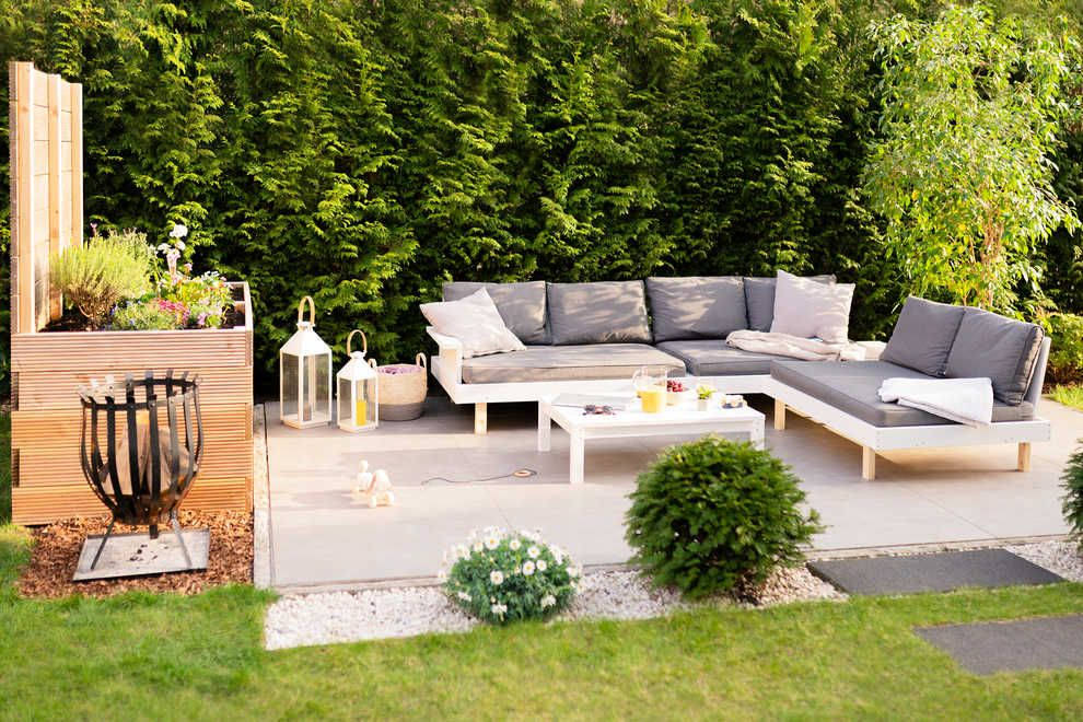 Loungemobel Kiluja Selber Bauen Create By Obi Gartenlounge Selber Bauen Garten Lounge Lounge Mobel