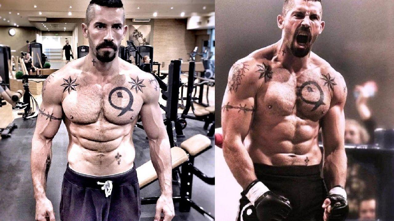 Scott Adkins Yuri Boyka Undisputed Training And Body