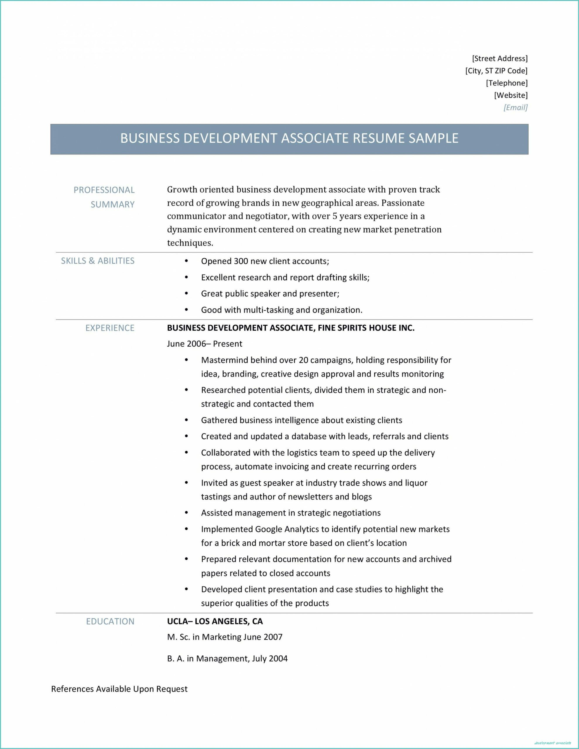 Is Development Associate Any Good 8 Ways You Can Be Certain Development Associate Cover Letter For Resume Resume Examples Nursing Resume