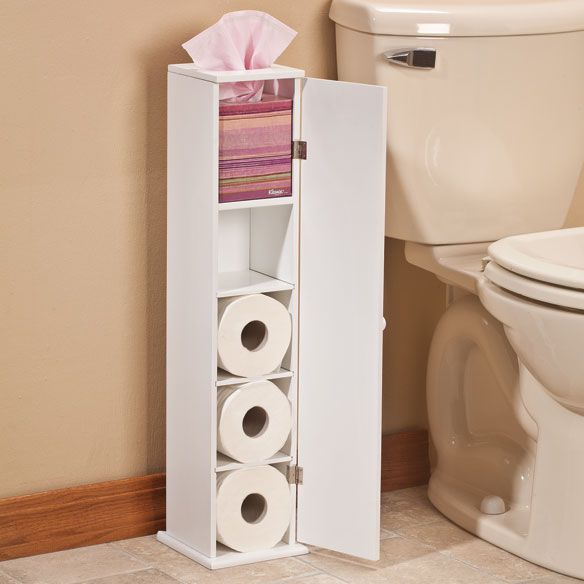 Toilet Tissue Tower By Oakridge Accents Toilet Paper Stand Walter Drake Toilet Paper Stand Narrow Bathroom Storage Cabinet Narrow Bathroom Storage