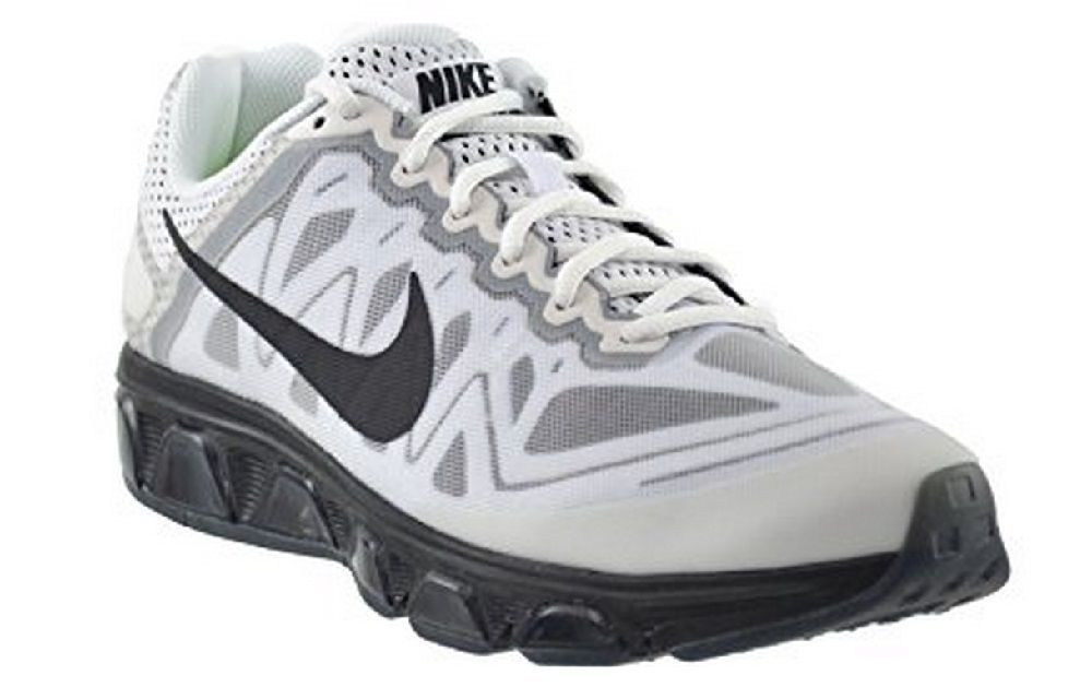 Nike Men's Air Max Tailwind 7 Running Shoes 683632 103 White