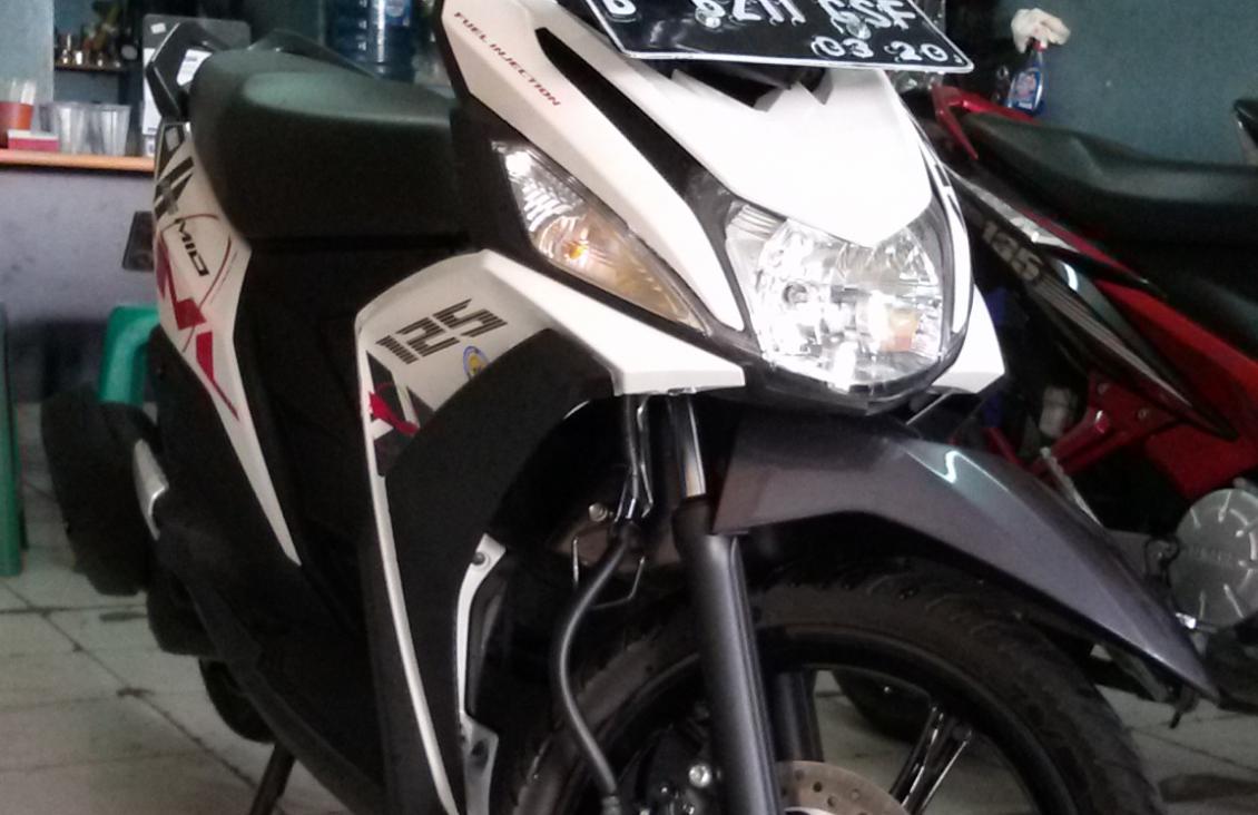 Jual Beli Motor Baru Bekas Murah Cash Dan Kredit Yamaha Mio M3