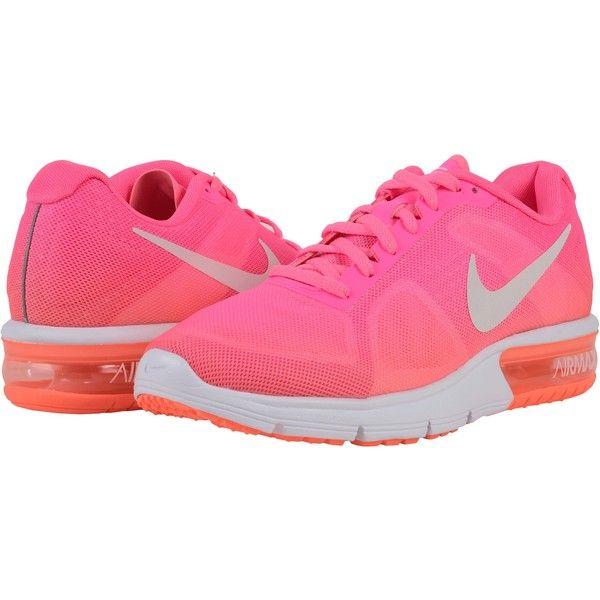 Nike Air Max Sequent (Pink Blast/Bright Mango/Vivid Pink/White)