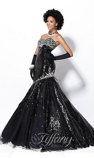 523174bf568bf Floor Length Strapless Sweetheart with Dropped Waist | Costumes: Red ...