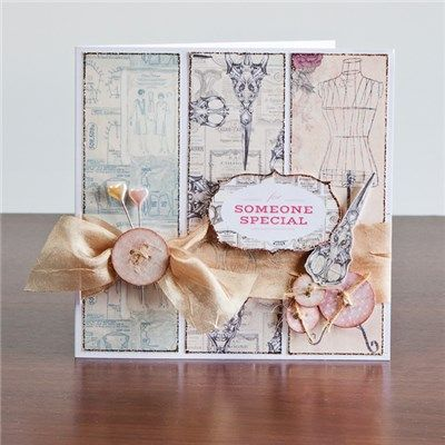 Buy Craftwork Cards Paper Couture Kit from CreateAndCraft.tv