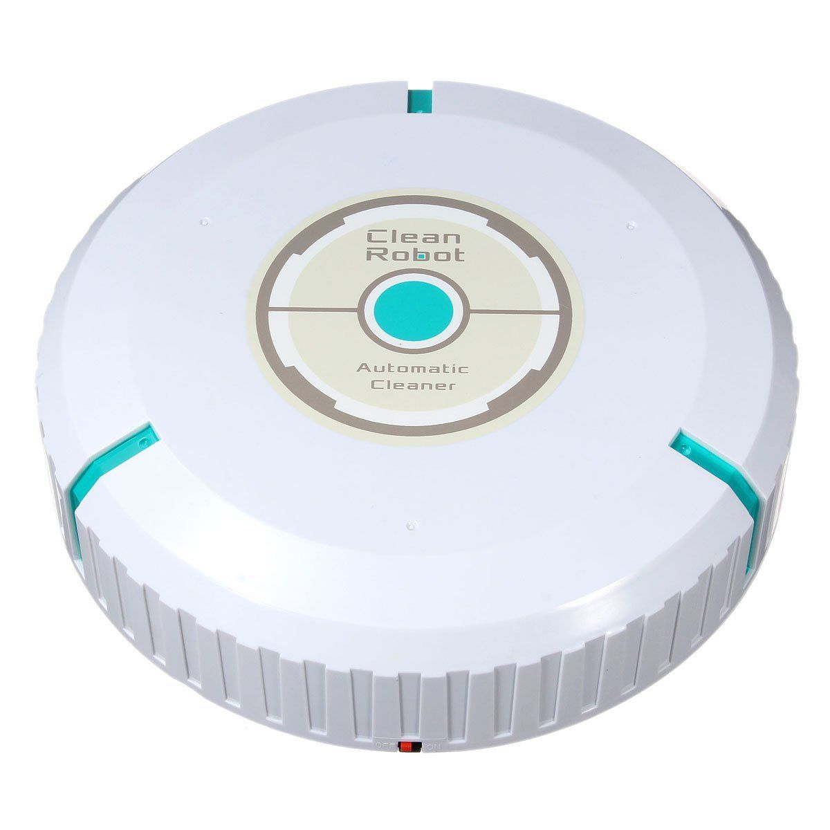 M Way 9 inch Wireless Home Robotic Smart Auto Cleaner