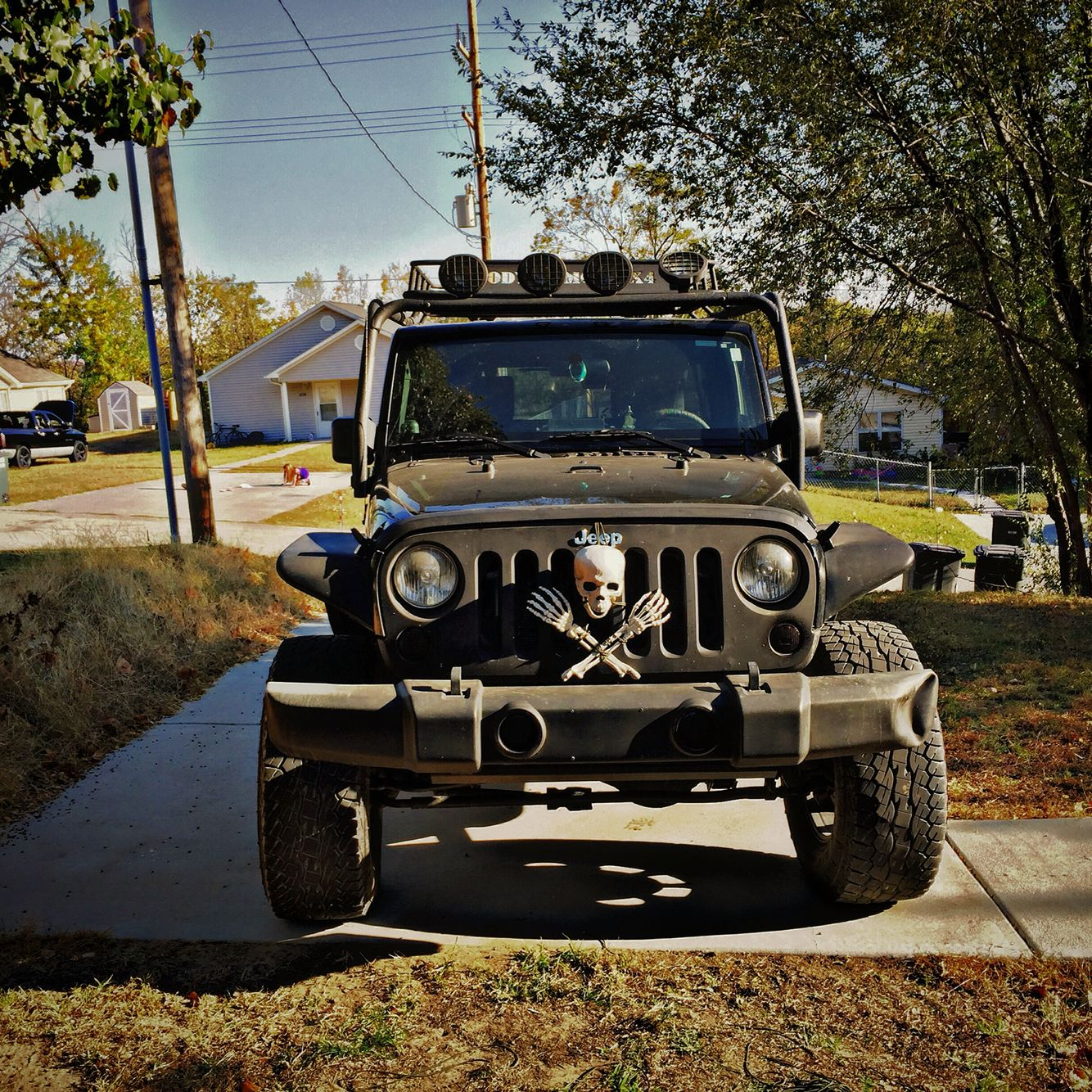Halloween decorations!  Jeep life, 25 jeep wrangler unlimited