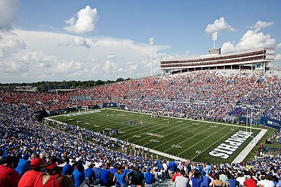Power Ranking Every Bcs College Football Stadium Football
