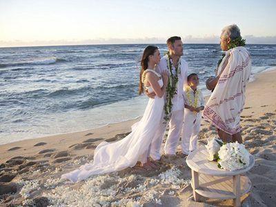 Matrimonio hawaiiano - Hawaiian wedding