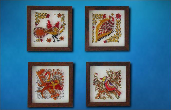 Glass Painting Designs For Wall Hanging Google Search Indian