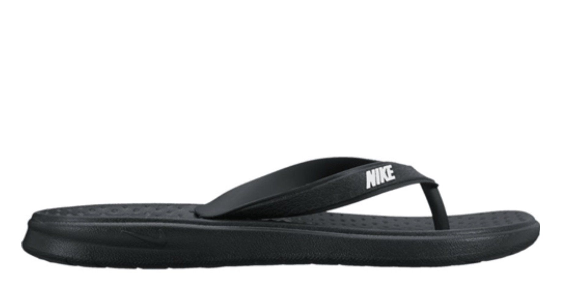 770581cd61a0c9 Nike Girl s Solay Thong Athletic Sandals (12 Little Kid M