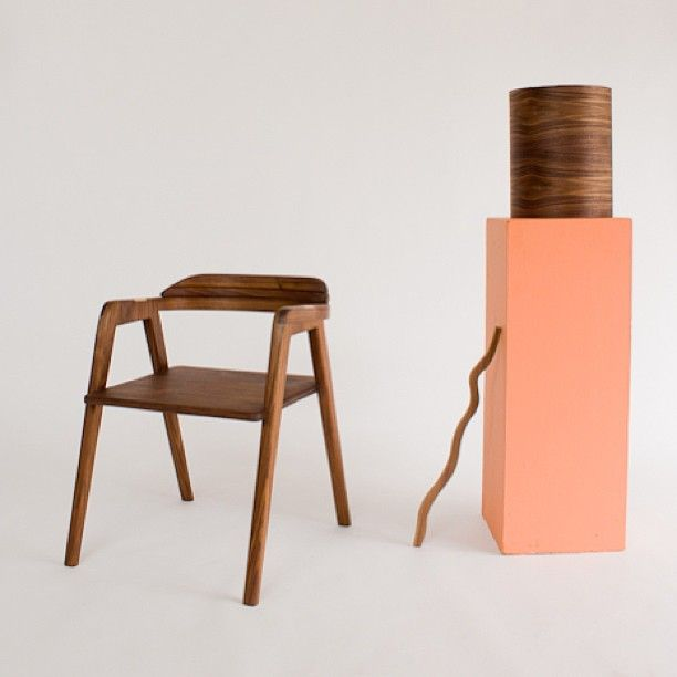 """""""Introducing the Gamla Dining Chair! More photos at GAMLA.CA #vancouver #furniture #design"""""""