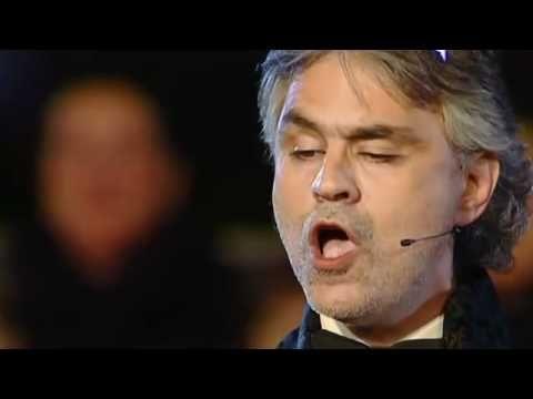 Andrea Bocelli O Surdato Nnammurato Musica