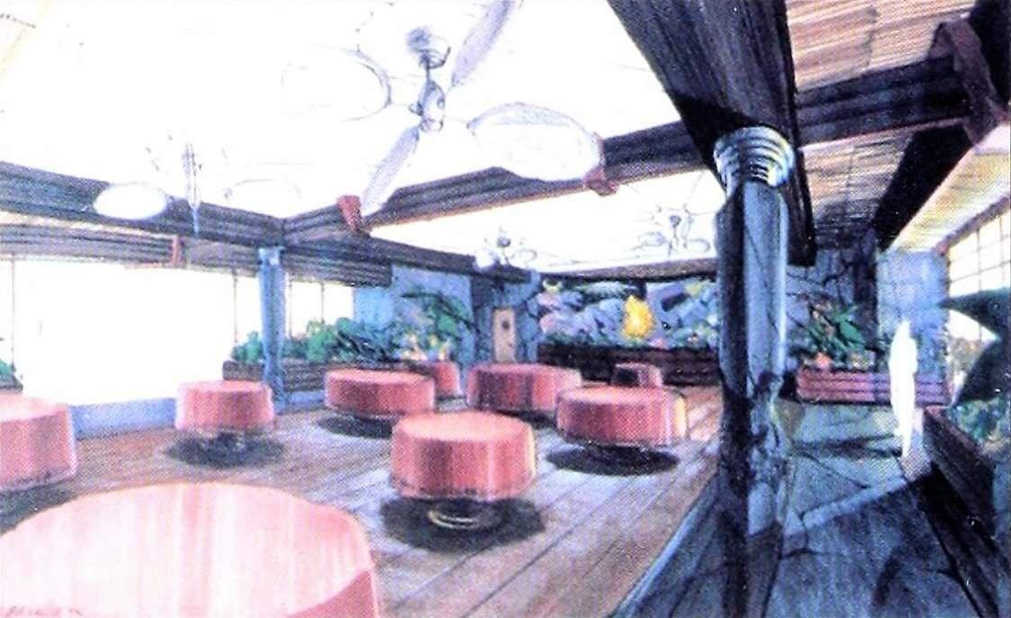 T-Rex | Store design interior, Luxury design, Design store  |Jurassic Park Interior Design