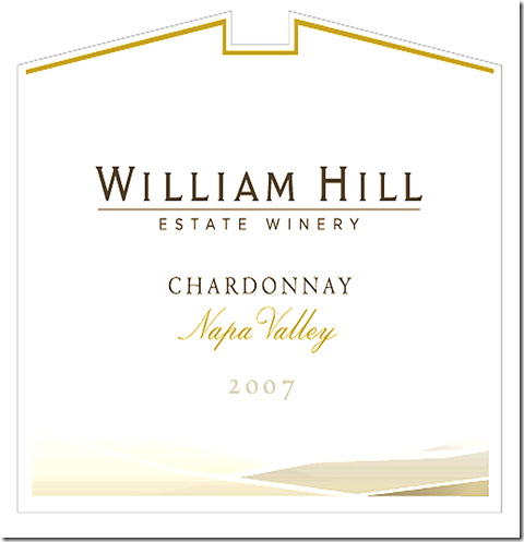 William Hill - Chardonnay - Napa, California