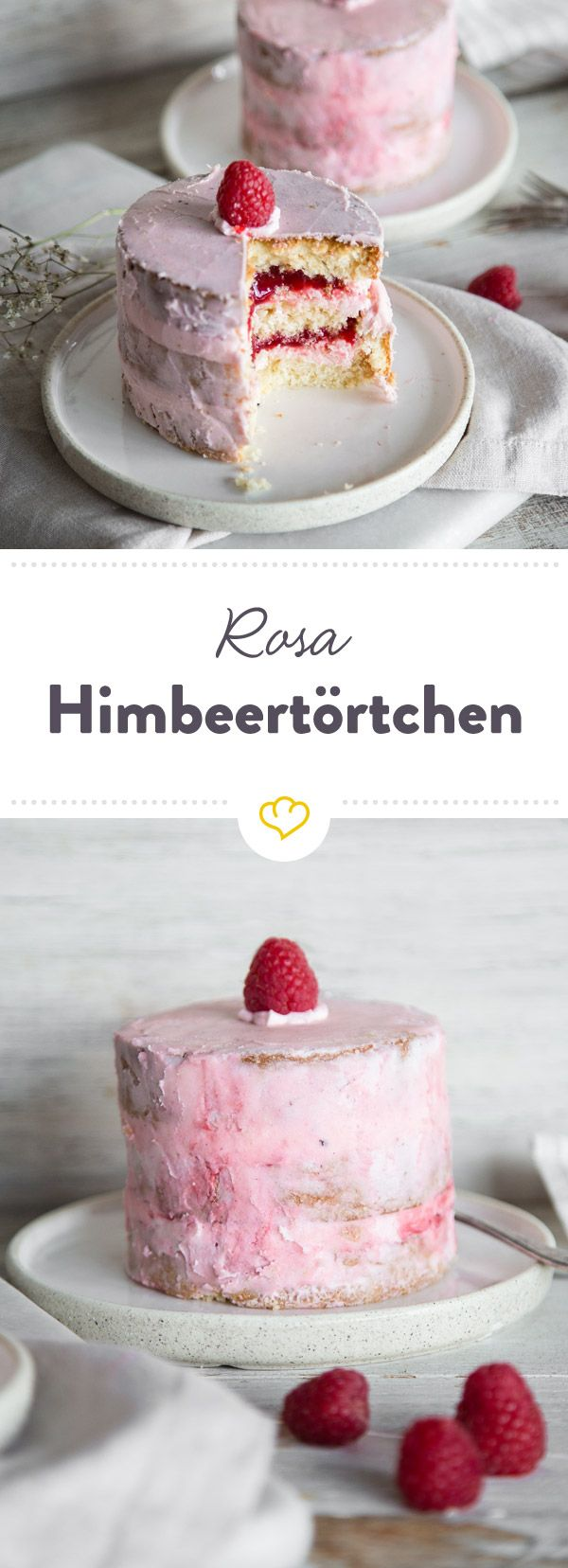rosa himbeert rtchen rezept backen pinterest kuchen himbeeren und dessert. Black Bedroom Furniture Sets. Home Design Ideas