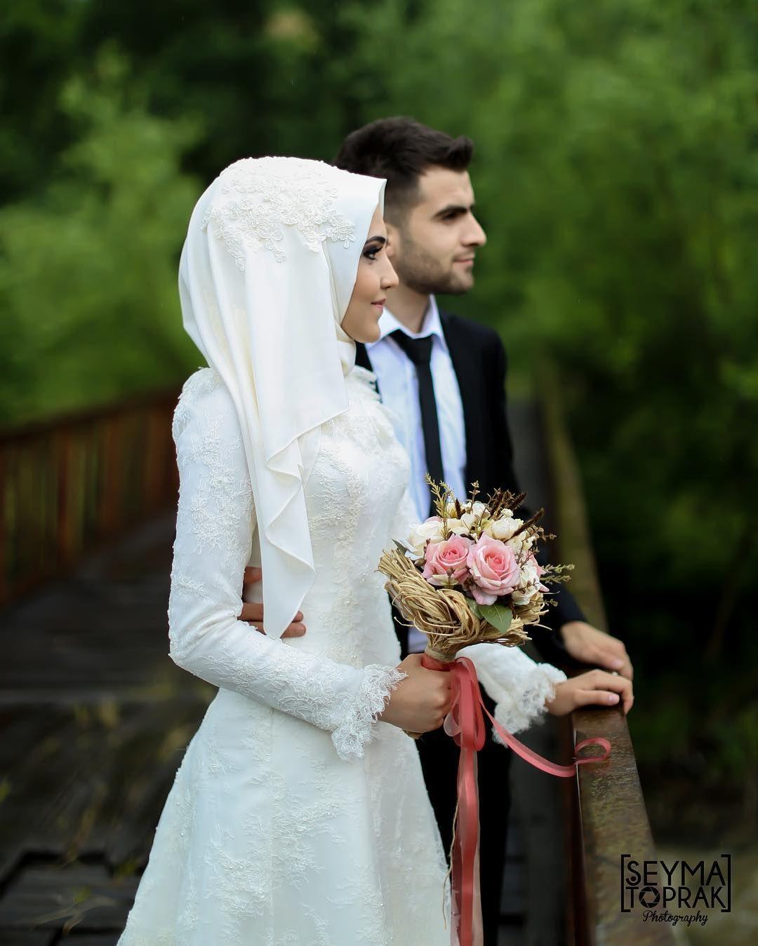 Pin By Asiah On Muslim Bridal Hijab(Niqab)~Bridesmaids