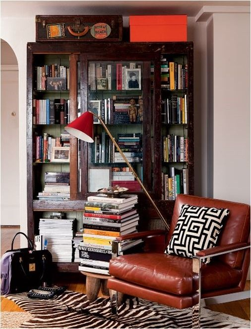 Reading Corners Centsational Style Bookshelves In Living Room Home Decor Cozy Living Rooms
