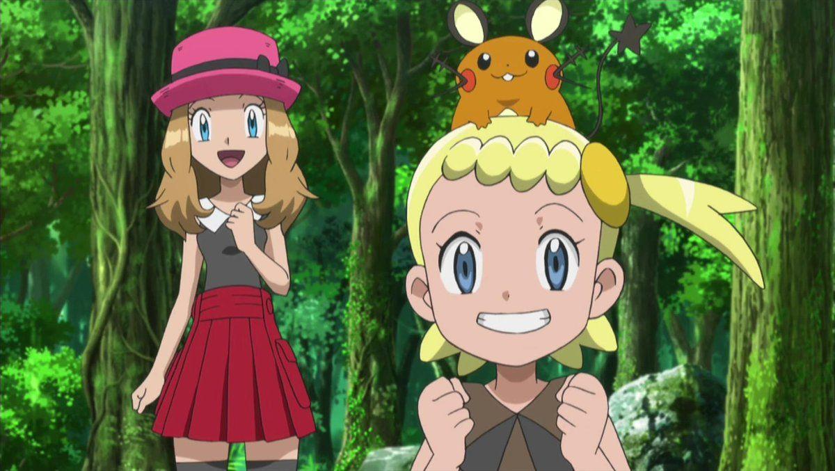 セレナbot (Serena Bot) (@serena_pokeXY) / Twitter in 2020 | Anime, Pokemon, Pokemon