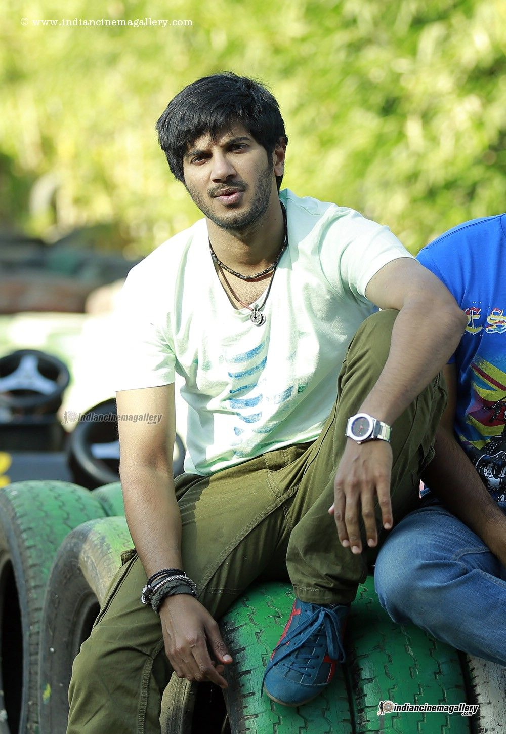 Stylish dulquer in neelakasham recommend dress for everyday in 2019