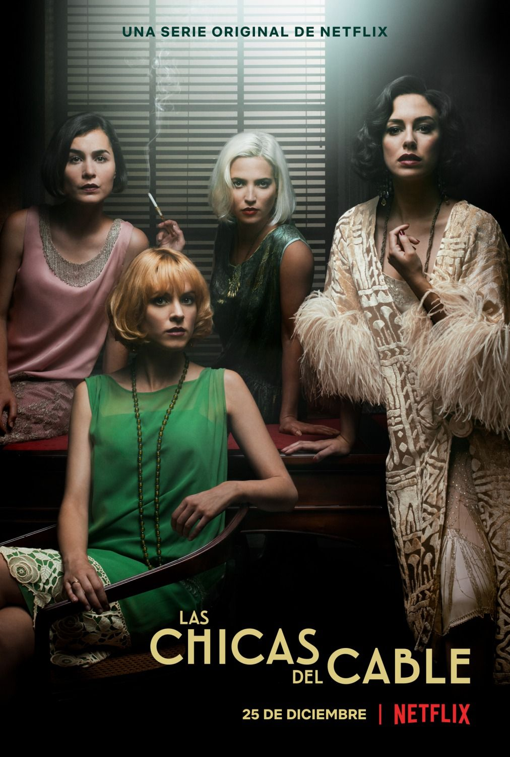 Return To The Main Poster Page For Las Chicas Del Cable 2 Of 3 Las Chicas Del Cable Series Para Chicas Chicas
