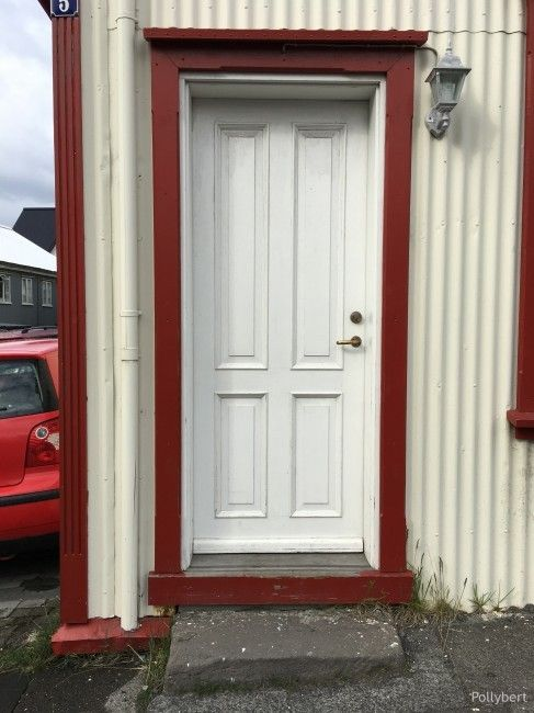 Even Tough I Traveled To Iceland My Door Pictures Are Only From Reykjavik Door Picture Doors Outdoor Decor