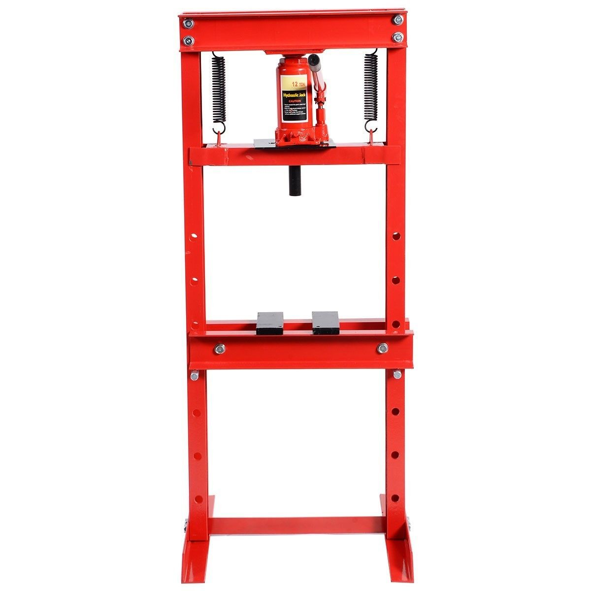 12 Ton H Frame Shop Press Hydraulic Jack Stand Frame Shop Shop Press Equipment For Sale