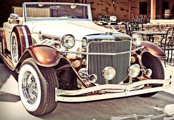1930 S Duesenberg Model Kit Car Fine Art Photograph On Etsy