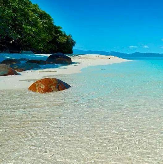 Fitzroy Island Queensland: Fitzroy Island Resort, Tropical North Queensland (With