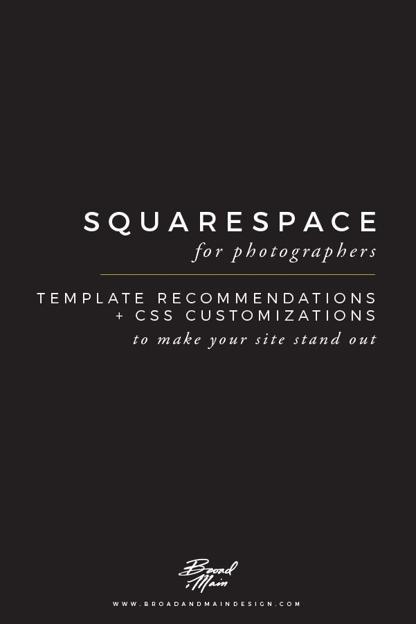 Squarespace for photographers template recommendations and css squarespace for photographers template recommendations and css customizations maxwellsz