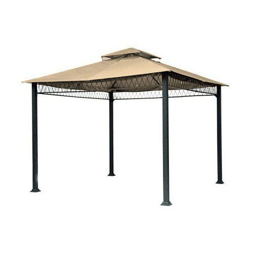 Garden Winds Havenbury Gazebo Replacement Canopy Riplock 350 Beige u003eu003eu003e Find out more about  sc 1 st  Pinterest & Garden Winds Havenbury Gazebo Replacement Canopy Riplock 350 Beige ...