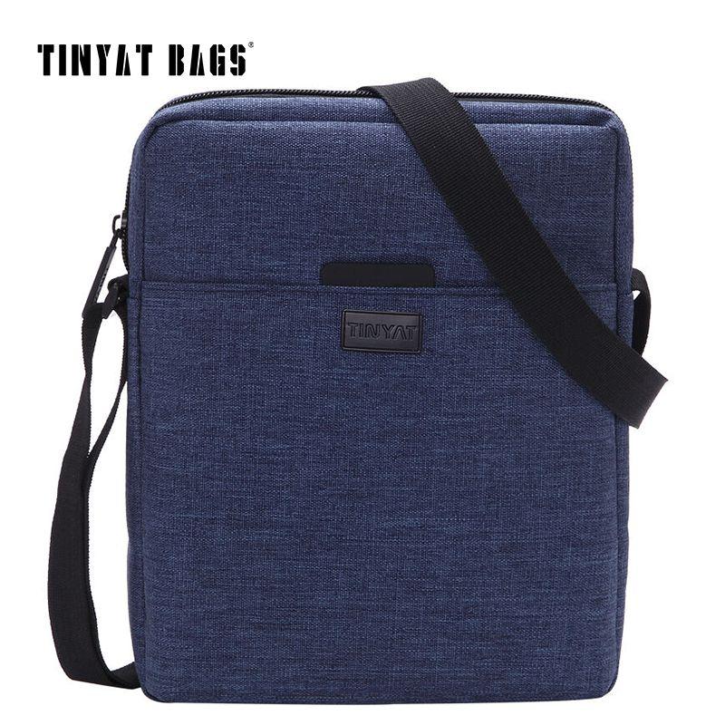 super cute sells outlet boutique TINYAT Men's Crossbody Bag Multifunctional Casual Bag ...