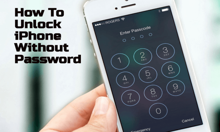 If you want to know how to unlock iPhone without password