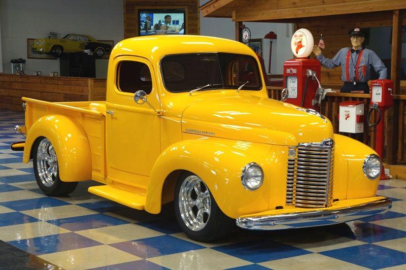 1946 International Harvester Pickup Cool, Classic