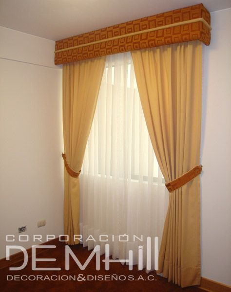 Cortinas modernas cortinas motorizadas o automatizadas - Cenefas cocinas modernas ...
