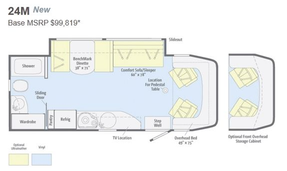 Awesome Winnebago View Floor PlansViewHome Plans Ideas Picture
