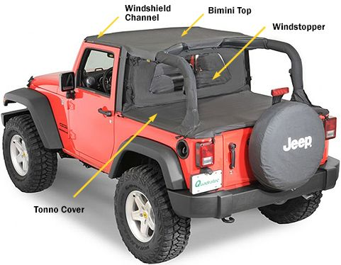 First Time Jeep Owner's Guide - Quadratec | Cars/driving | Pinterest