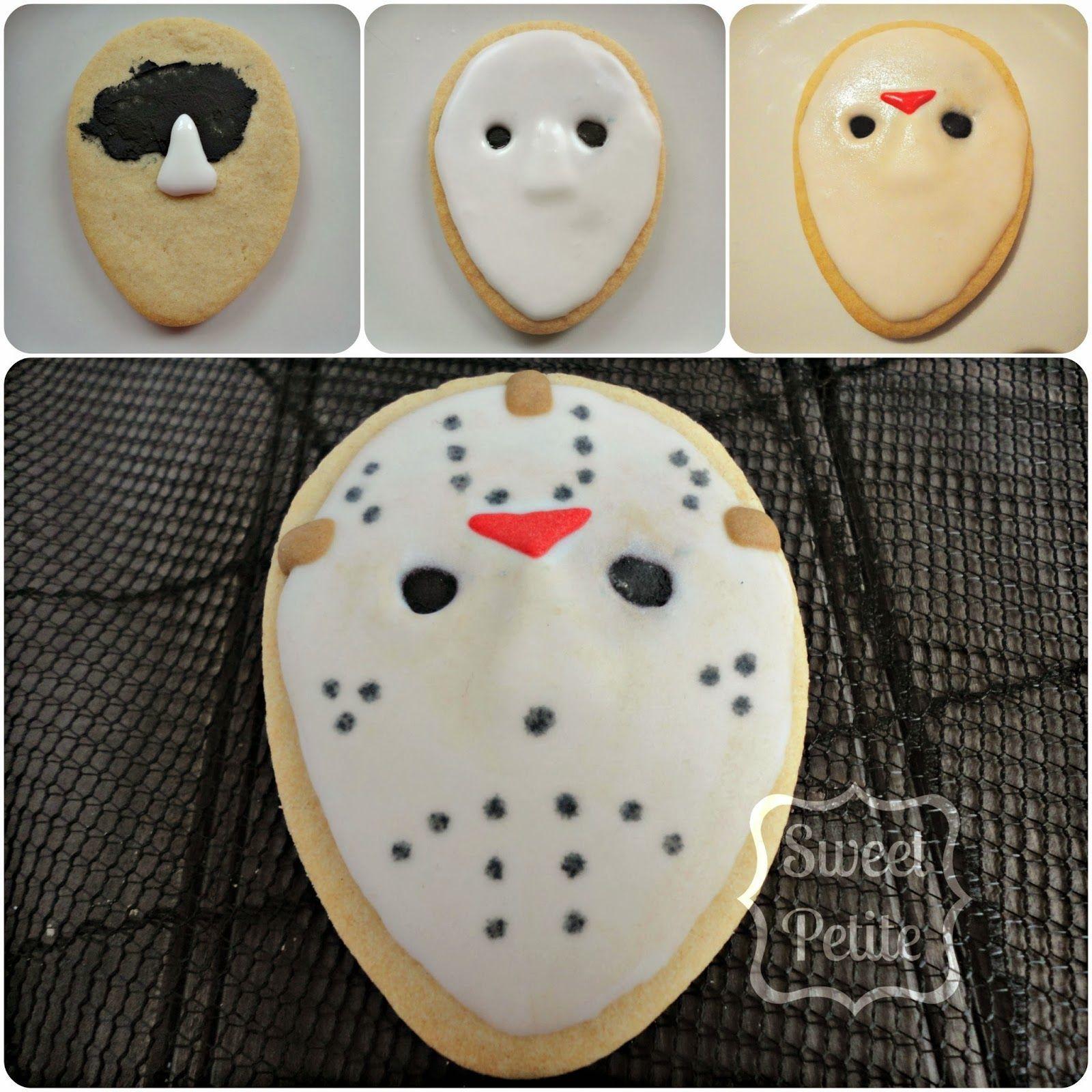 Jason Voorhees Cookies cookies recipes friday the 13th jason voorhees jason happy friday the 13th