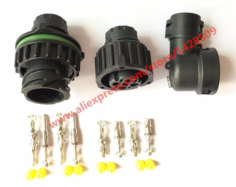 20 Set 4 Pin 1-967325-3 965783 Auto Sensor Plug Waterproof ...