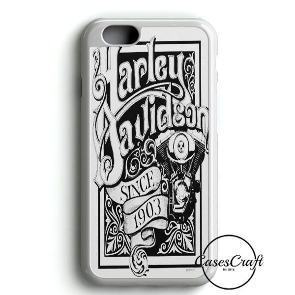 Harley Davidson Logo Club iPhone 6 Plus/6S PlusCase | casescraft