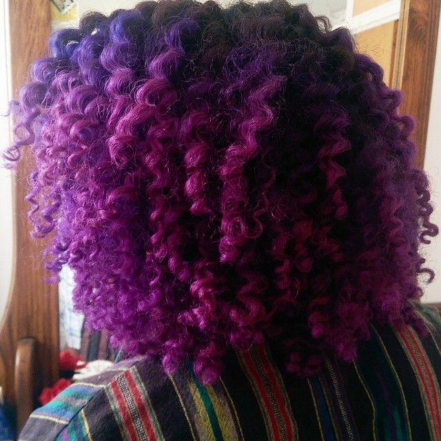 Forsakensilencesweetvengeance Dyed Natural Hair Natural Hair