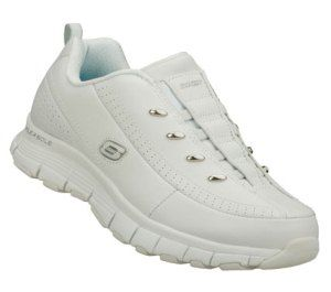 Women's Skechers Flex Fit - White